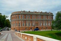 Palazzo costruito nella residenza reale Immagine Stock Libera da Diritti