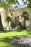 Palazzo cottage Fotografia Stock Libera da Diritti