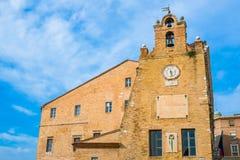 Palazzo-degli Anziani Lizenzfreie Stockfotos
