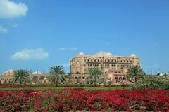 Palazzo degli emirati in Doubai UAE Fotografia Stock