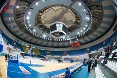 Palazzo degli sport di sport Fotografia Stock