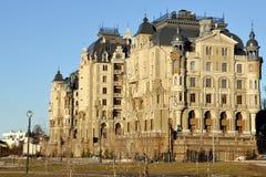 Palazzo a Kazan, Russia Immagini Stock