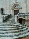 Palazzo dei Consoli Stock Photos
