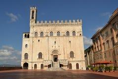Palazzo dei Consoli - Gubbio Stock Photography