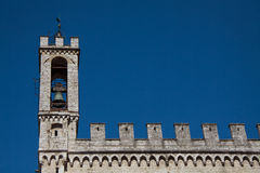 Palazzo dei Consoli Royalty Free Stock Images