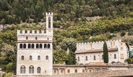 Palazzo dei Consoli Stock Photography