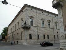 Palazzo dei Diamanti, Ferrara, Emilia Romagna - Italy Royalty Free Stock Photo