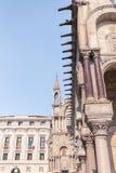 Palazzo dei doge sul quadrato di St Mark, Venezia, Italia, Europa Fotografia Stock