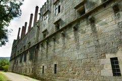 Palazzo dei duchi di Braganza fotografia stock
