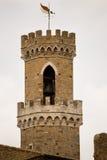 Palazzo dei priori Tower Royalty Free Stock Photos