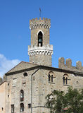 Palazzo dei Priori in Volterra Royalty Free Stock Photos