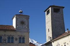 Belluno, Italy Royalty Free Stock Image