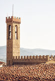 Palazzo del Bargello, Florence, Italy Royalty Free Stock Photography