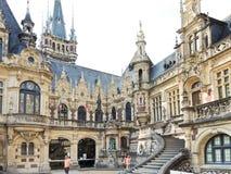 Palazzo del benedettino nella città di Fecamp, Francia Fotografia Stock Libera da Diritti
