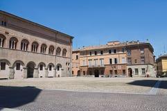 Palazzo del Bishop. Parma. L'Emilia Romagna. L'Italia. Immagine Stock