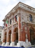 The palazzo del Capitaniato in Vicenza Stock Image