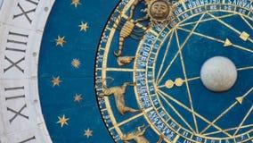 Palazzo del Capitanio, dans les Signori de dei de Piazza, et tour d'horloge, avec la montre astronomique célèbre Padoue, Padoue e images libres de droits
