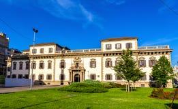 Palazzo del Capitano Di Giustizia στο Μιλάνο Στοκ Εικόνες