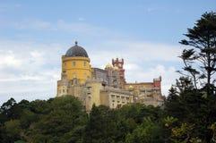 Palazzo del cittadino di Sintra Fotografie Stock