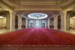 Palazzo del corridoio del Parlamento Fotografia Stock Libera da Diritti