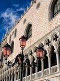 Palazzo del Doge Fotografia Stock