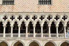 Palazzo del Doge, Venezia Immagini Stock