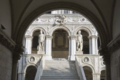 Palazzo del Doge, Venezia fotografia stock libera da diritti