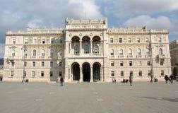 Palazzo del Governo 免版税图库摄影