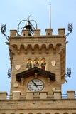 Palazzo del Governo - detalhe Imagens de Stock Royalty Free