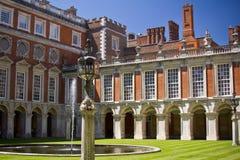 Palazzo del Hampton Court Fotografie Stock