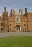 Palazzo del Hampton Court fotografie stock libere da diritti