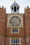 Palazzo del Hampton Court, Richmond, Regno Unito fotografia stock libera da diritti