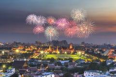 Palazzo del kaew di pra di Wat grande a dustt, Bangkok Tailandia Immagine Stock Libera da Diritti