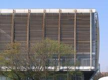Palazzo del Lavoro a Torino Fotografia Stock Libera da Diritti