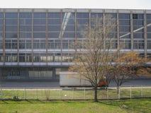 Palazzo del Lavoro in Turin Royalty Free Stock Photos