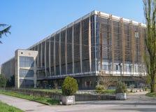 Palazzo del Lavoro in Turin Stock Photos