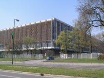 Palazzo del Lavoro in Turin Royalty Free Stock Image