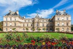 Palazzo del Lussemburgo Immagini Stock Libere da Diritti