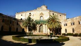 Palazzo del marchese del ¡ s di Alfarrà Immagine Stock