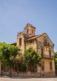 Palazzo del modernista dell'iride di Torre Fotografia Stock Libera da Diritti