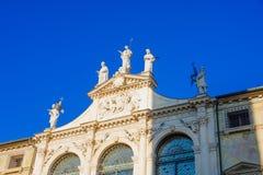 Palazzo Del Monte di Pieta, Vicenza Royalty Free Stock Images