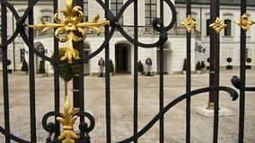 Palazzo del  OV di GrasalkoviÄ immagine stock libera da diritti