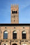 Palazzo del Podesta in Bologna Stock Photo
