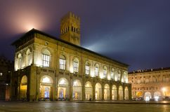 Palazzo del Podesta Royalty Free Stock Photo