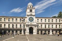 The Palazzo del Podesta in Padova, Italy. Royalty Free Stock Photos