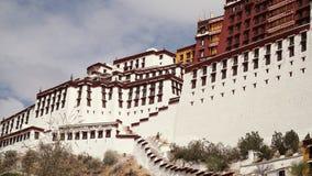 Palazzo del Potala, Lhasa, Tibet, Cina, patrimonio mondiale fotografie stock