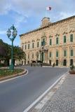 Palazzo del Primo Ministro di Malta immagini stock libere da diritti