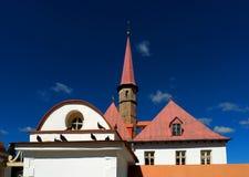 Palazzo del Priory Gatcina La Russia Immagine Stock Libera da Diritti