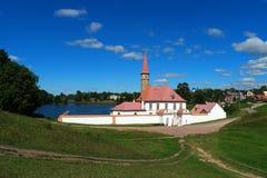Palazzo del Priory Gatcina La Russia Immagine Stock