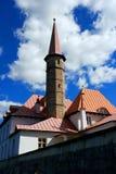 Palazzo del Priory Gatcina La Russia Fotografia Stock